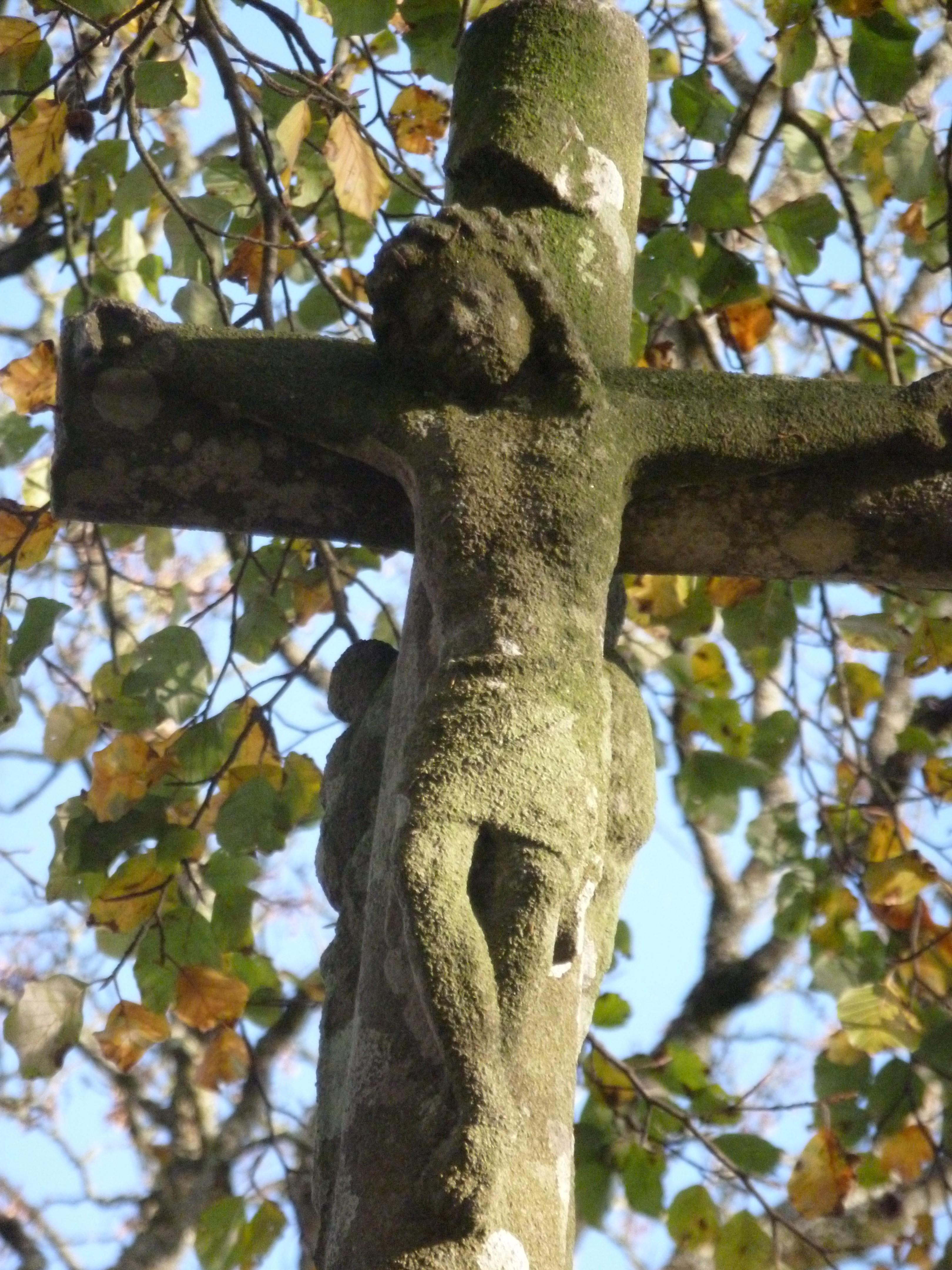 détail de croix