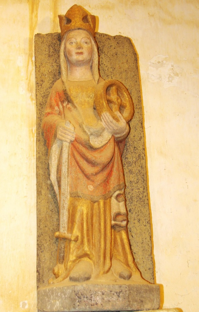 Ste Catherine d'Alexandrie