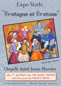 EXPO-VENTE de PEINTURES @ Chapelle  | Plouvien | Bretagne | France
