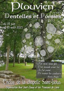 """Exosition """"Dentelles et poésies"""" @ Enclos de la chapelle"""